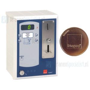 Inepro Muntautomaat met een Inepro standaard 27 mm slot PAYMATIC AD2400