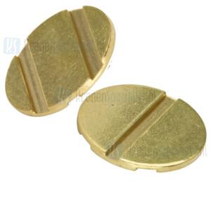 Inepro profiel munt 27mm (zak 100 stuks)