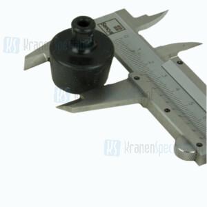 Franke / Aqua losse rubber sok DN20 8202401002
