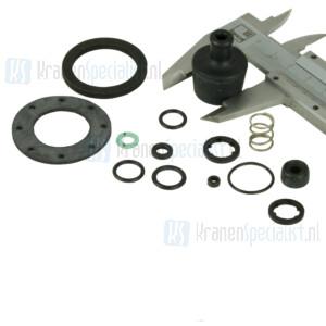 Franke / Aqua rubbers, drukveren en dichtingen tbv 2508  82-500-01.002 / 2000105107