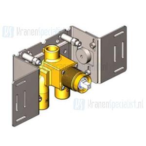 Vola Onderdelen Inbouwdeel Type 2200V Monoknop inbouwmengkraan voor hoger debiet