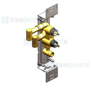 Vola Onderdelen Badthermostaat Type 5300 Inbouwthermostaat met 3/4 aansluiting verticaal