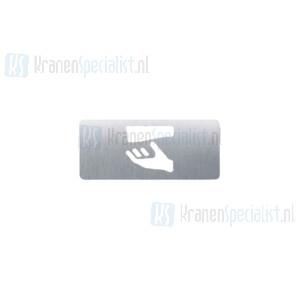 "Wagner Ewar AC426 Pictogram ""Papier"" RVS"