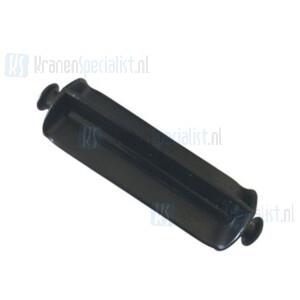 Franke rolhouder 40mm zwart Art. EBS672SPINDLE