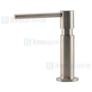 Gessi Oxygene Zeepdispenser Inox-Look