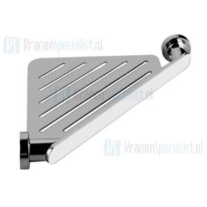 Gessi Emporio Accessories Hoekplanchet draadmodel voor bad/douche. Chroom Artikelnummer 38861.031