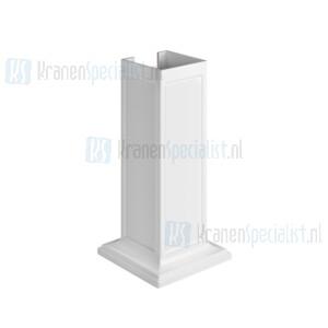 Gessi Eleganza Sanitari Verhoog mat wit Cristalplant? voor installatie art 46811 art 46813 en art 46815. Cristalplant Artikelnummer 46821.521