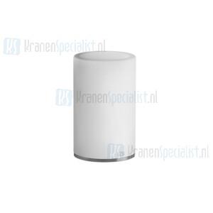 Gessi Accessori Gessi 316 -  -  Glashouder wit staand. Geborsteld Koper Artikelnummer 54731.708