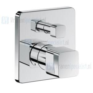 Jado onderdelen Jes Douchethermostaat met stopkraan inbouw Easy-Box  (> 01/2012) H4504AA
