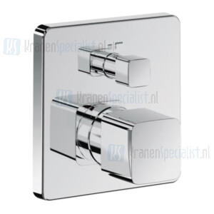 Jado onderdelen Jes Badthermostaat met 2-weg omstel tbv badvulcombinatie inbouw Easy-Box  (> 01/2012) H4506AA