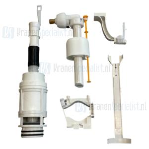 Oliver International revisieset tbv Giada (oud) single flush inbouwreservoir