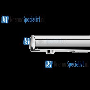 Delabie TempoMatic 4 Electronische tapkraan 1/2 met 6v batterijvoeding 130mm Chroom Chroom
