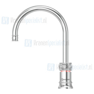 Quooker losse Nordic Classic Round Single Tap kraan Chroom