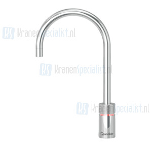 Quooker losse Nordic Round Single Tap kraan Chroom