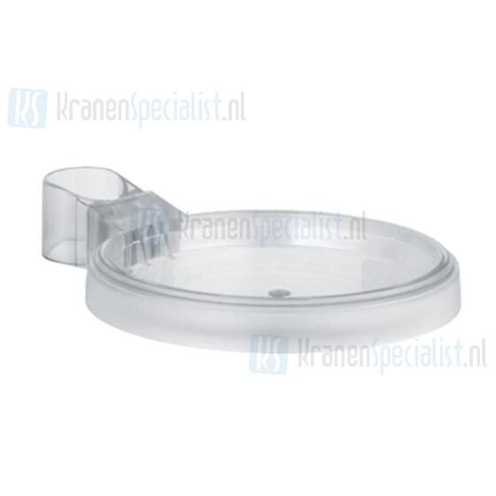 Grohe Relexa2 zeepschaal voor glijstang 28797, 28819 en 28587