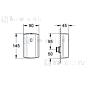 Grohe Tectron Urinoirspoeler Ombouw (Inbouw)
