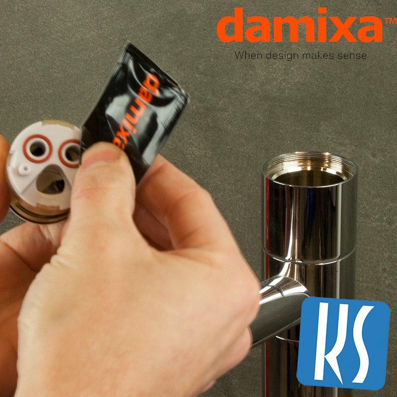 Damixa P Ix 9092 Ia.Nieuws Binnenwerk 13011 Damixa Merkur Voor 2009 Vervangen