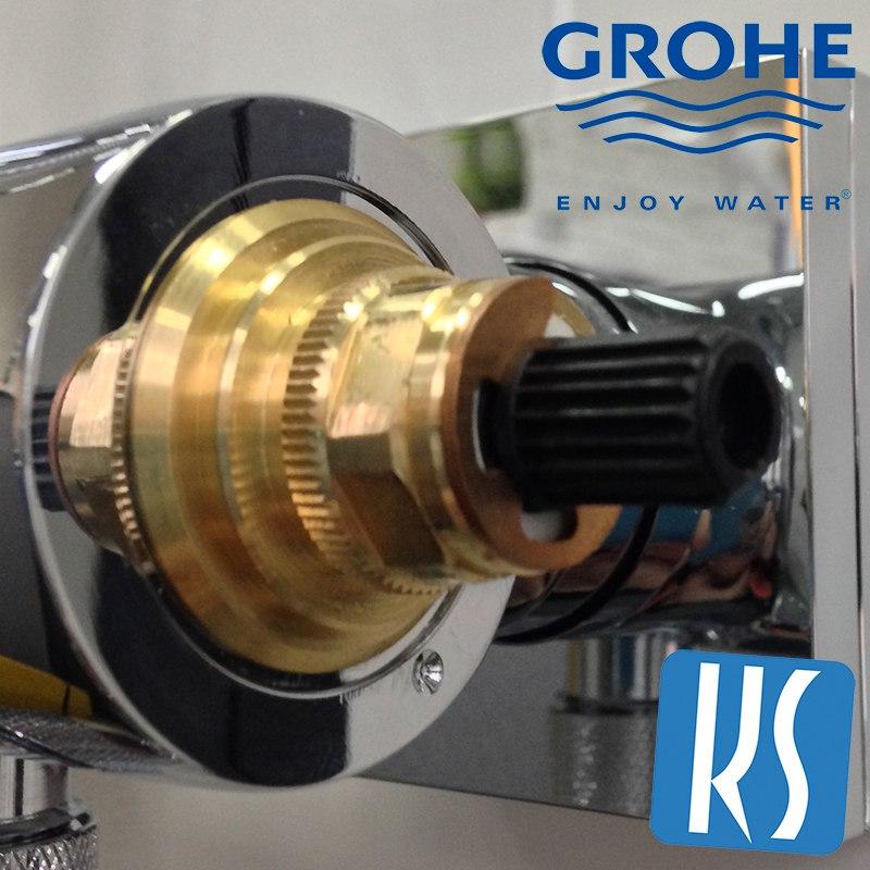 Favoriete Nieuws - Grohe Aquadimmer vervangen PV14