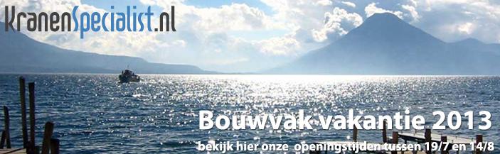 Bouwvak 2013