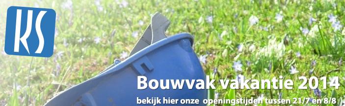 Bouwvak 2014