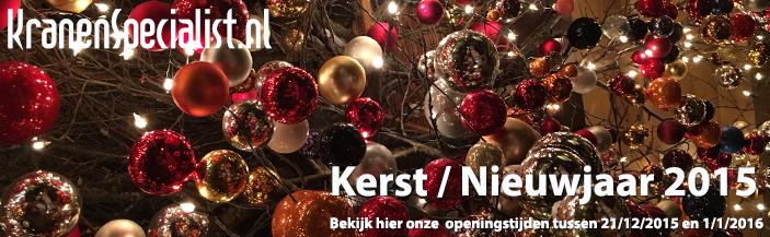 Kerst / Nieuwjaar 2015 - 2016