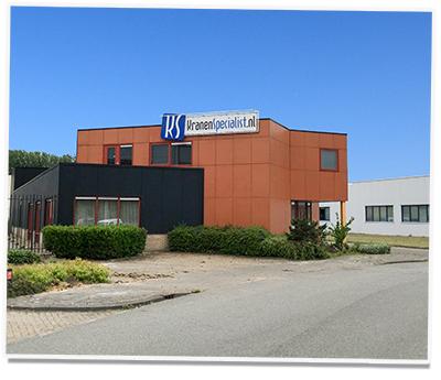 KranenSpecialist B.V. Grondzijl 18, 9731DG Groningen