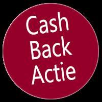 Quooker cash back Actie